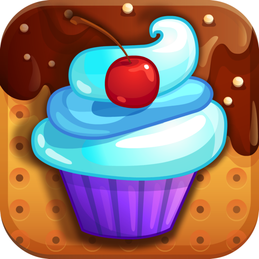 Sweet Candies 2 - Cookie Crush Match 3 Puzzle (game)