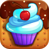 Sweet Candies 2 - Cookie Crush Match 3 Puzzle