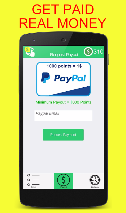 Tap tap money earn money now android apps on google play tap tap money earn money now screenshot ccuart Images