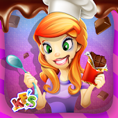 Chocolate factory– cooking fun