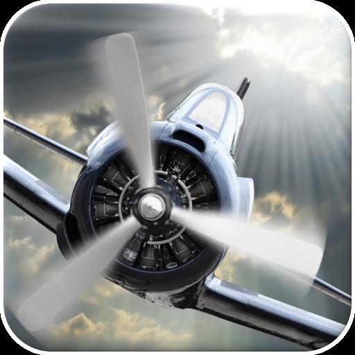 飛行機戦闘 動作 App LOGO-硬是要APP