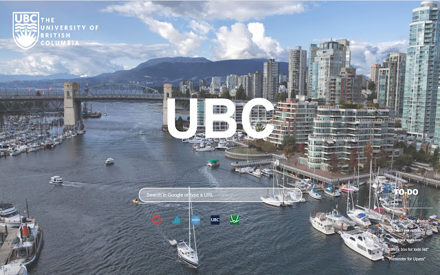 UBC Dashboard (unofficial)