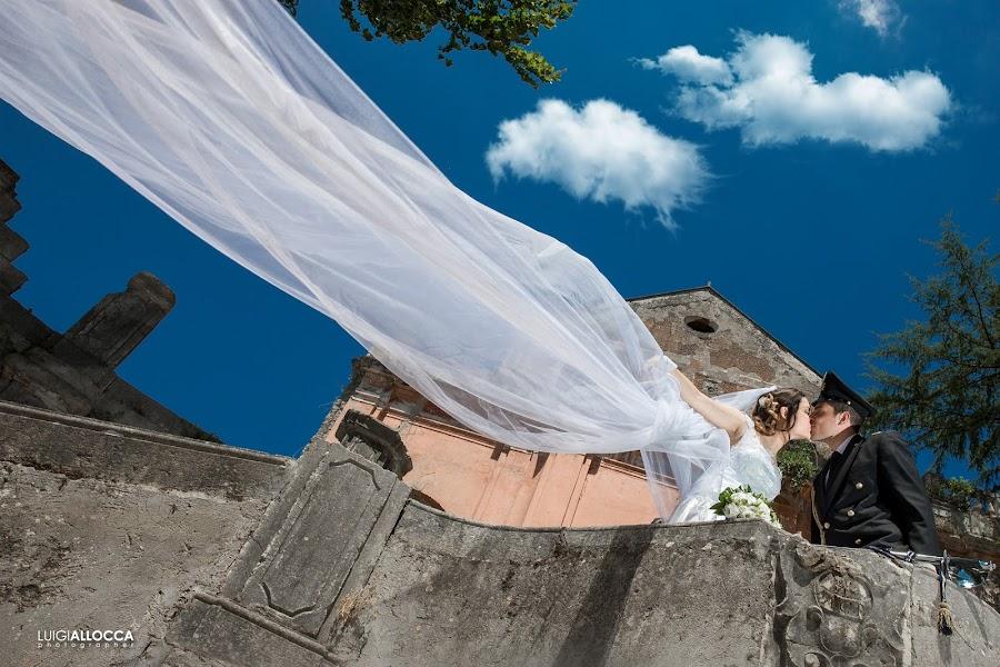 Fotografo di matrimoni Luigi Allocca (luigiallocca). Foto del 03.04.2018