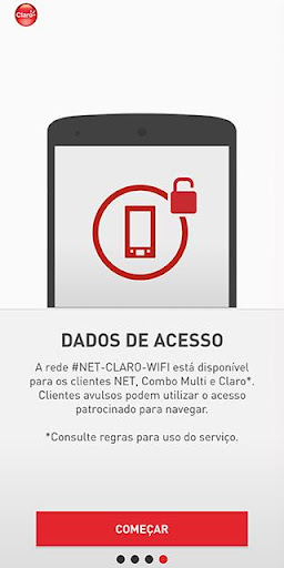 NET-CLARO-WIFI GRATIS 2.6.2 screenshots 4