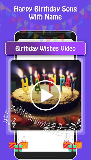 Birthday Song With Name Wish Video Maker Download Apk Free For Android Apktume Com