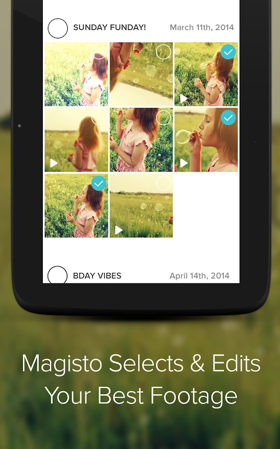 Magisto Video Editor & Maker- screenshot