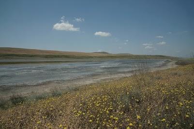Der Kapatadze See ist dabei auszutrocknen.