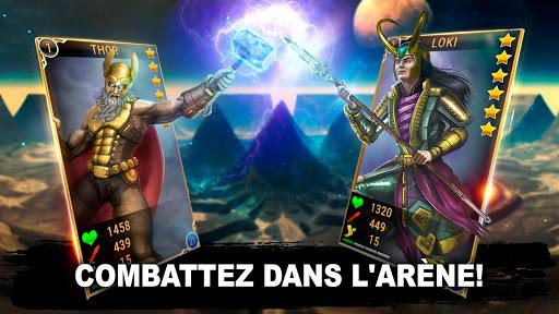 Hu00e9ros d'Asgard - L'hu00e9ritage de Thor captures d'u00e9cran 2