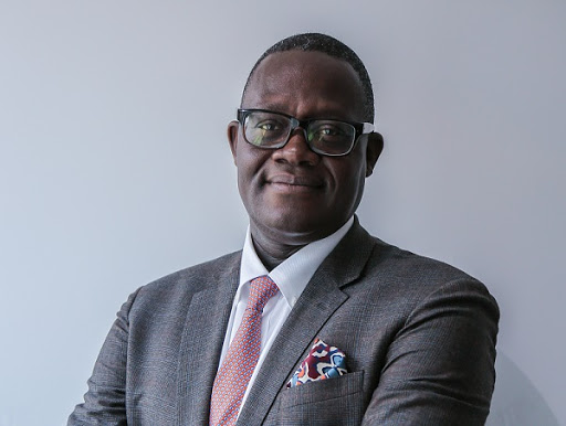 Ekow Nelson: Vice president of Ericsson Middle East and Africa.