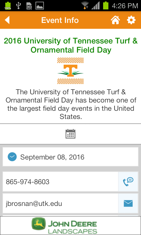 UT Field Day- screenshot