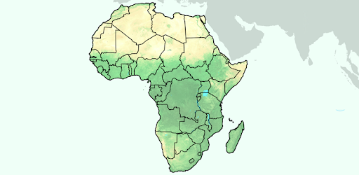 Countries of Africa Quiz - Maps, Capitals, Flags - Apps on ...