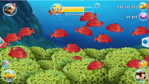 Fish Paradise - Ocean Friends screenshots 2