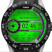 Watch Face H02 Android Wear
