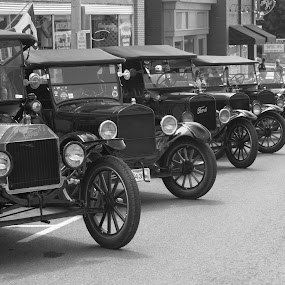 Vintage Car show in VA by Gwen Paton - Transportation Automobiles ( car, automobile, vintage car, transportation, ford,  )
