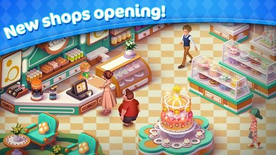 Jellipop Match-Decorate your dream town! 2