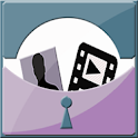 Image Video Locker icon