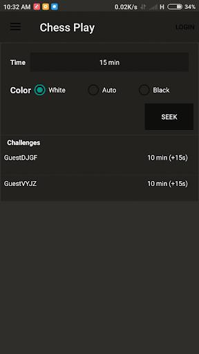 Chess Play Pro Free 1.1.6 screenshots 2