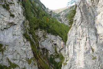 Photo: Soutěska pod chatou Silberkarhutte