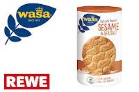 Angebot für Wasa Delicate Rounds Sesame & Sea Salt im Supermarkt - Wasa