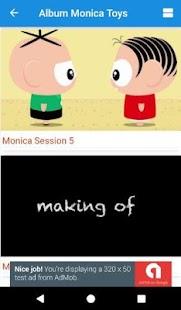 Monica TV - náhled