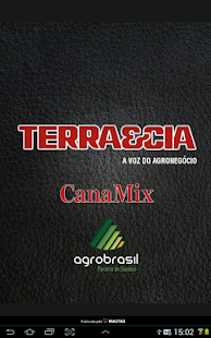 Revista Terra&Cia e CanaMix- screenshot thumbnail