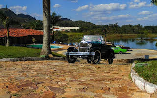 Ford 1929 Rent Minas Gerais