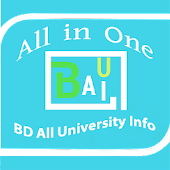 BD All University Info Android APK Download Free By Saiful Haque Hridoy