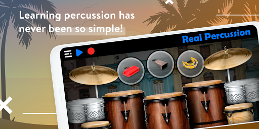 REAL PERCUSSION: Electronic Percussion Kit 5.20.2 screenshots 10