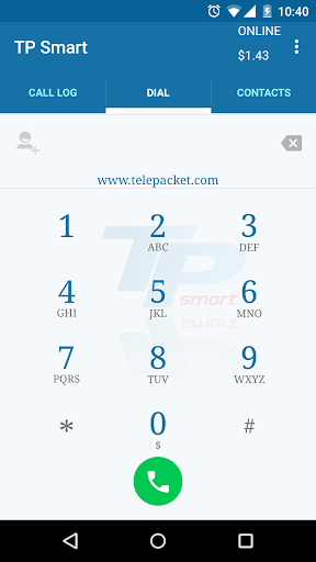 TP Smart - screenshot