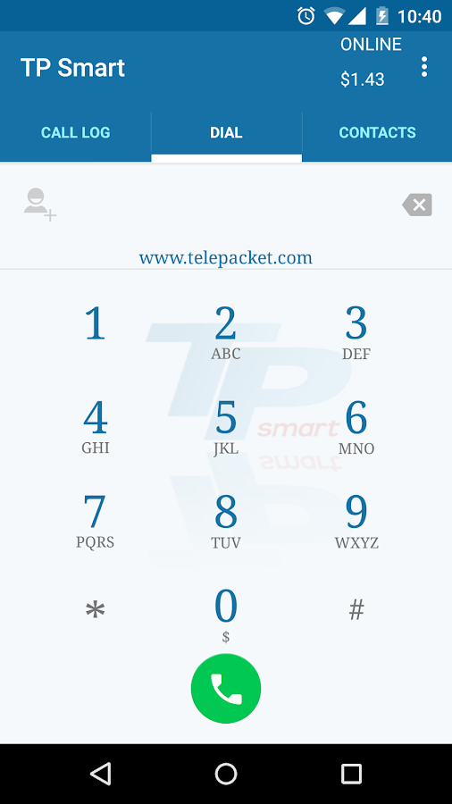 TP Smart- screenshot