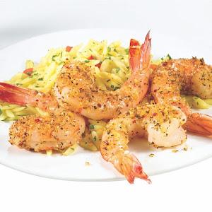 Savory Garlic & Italian Herb Shrimp