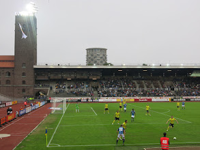 Photo: 19/05/13 v Halmstad BK (Allsvenskan) 1-0 - contributed by Leon Gladwell
