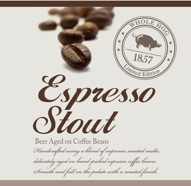 Logo of Whole Hog Espresso Stout