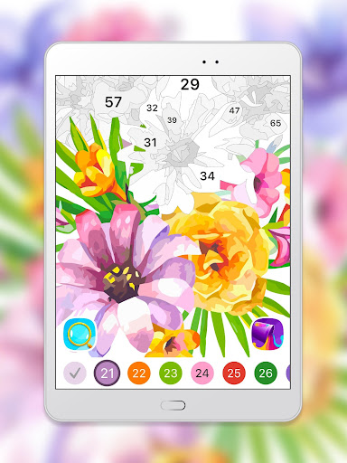 Color by Number Oil Painting 1.6.1 Screenshots 10