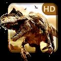 Dinosaur APUS Live Wallpaper icon