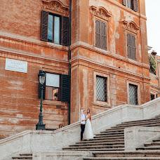 ช่างภาพงานแต่งงาน Dmitry Agishev (romephotographer) ภาพเมื่อ 16.05.2019