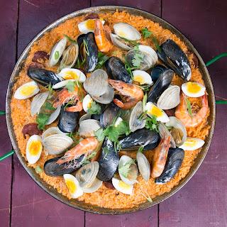 Philippine Paella