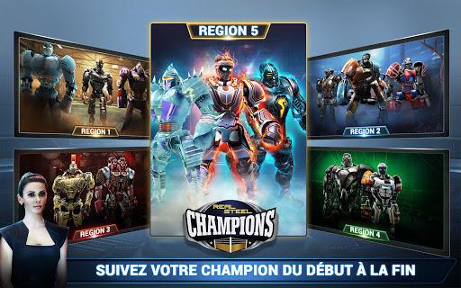 Real Steel Boxing Champions  captures d'u00e9cran 20