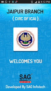 Jaipur Branch ( CIRC of ICAI ) - náhled