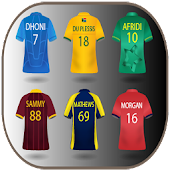Cricket T20 Jersey Maker 2016