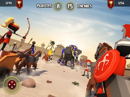 Persian Rise Up Battle Sim 1.0 screenshots 8