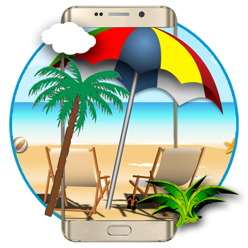 Summer trip theme