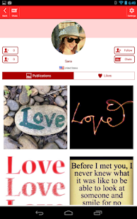 Love Messages in Pictures- screenshot thumbnail