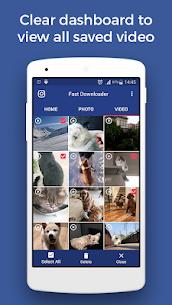 Fast Downloader – save photo, video on Instagram 1.5.6 Mod APK Latest Version 3