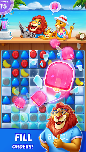Candy Genies - Match 3 Games Offline 1.2.0 screenshots 2