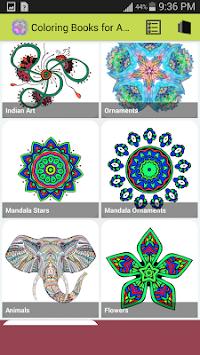 Buku Mewarnai Dewasa Gratis Versi Terbaru Download Poster
