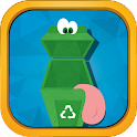 Trash Splat (Reciclar) icon