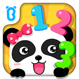 Baby Panda Learns Numbers