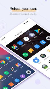POCO Launcher - Customize,  Fresh & Clean Screenshot