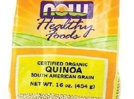Quinoa - Trying to add more healthy whole grains to your diet? Choosing quinoa...